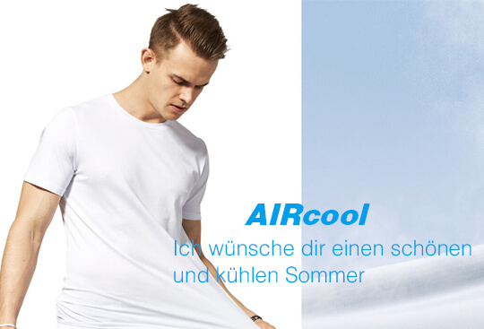 AIRcool T-shirts