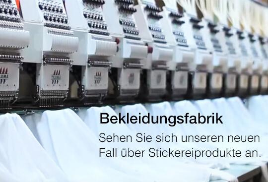 Bekleidungsfabrik
