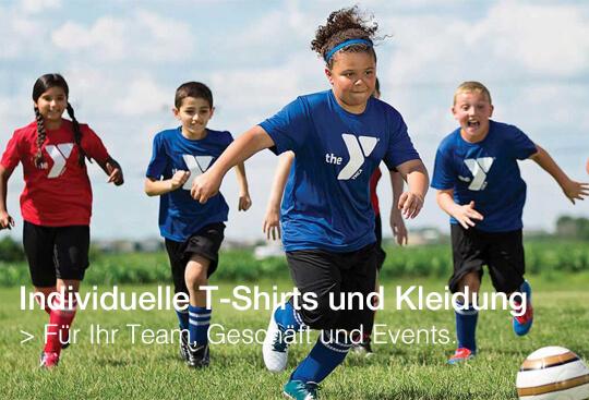 Individuelle T-Shirts und Kleidung