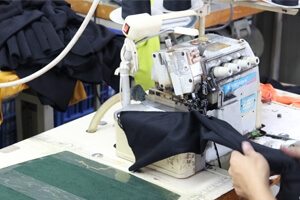 A Leading Garment Factory In China