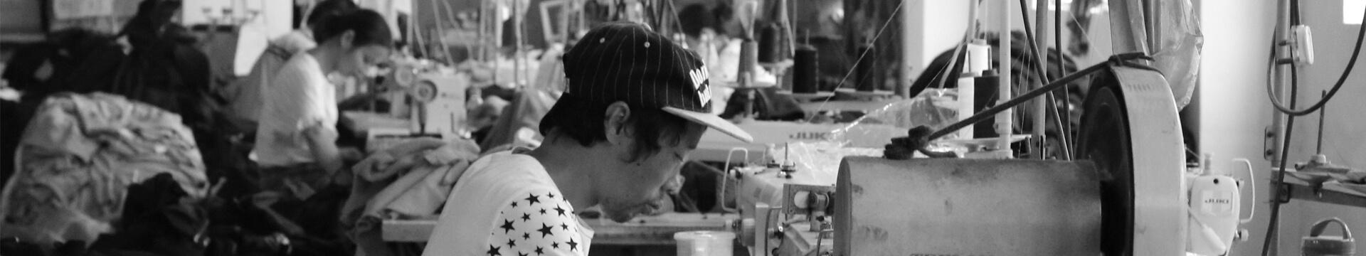 Garment Factory History