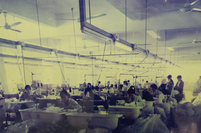 Make in China Garment Factory
