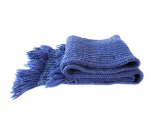 OEM knitted scarves