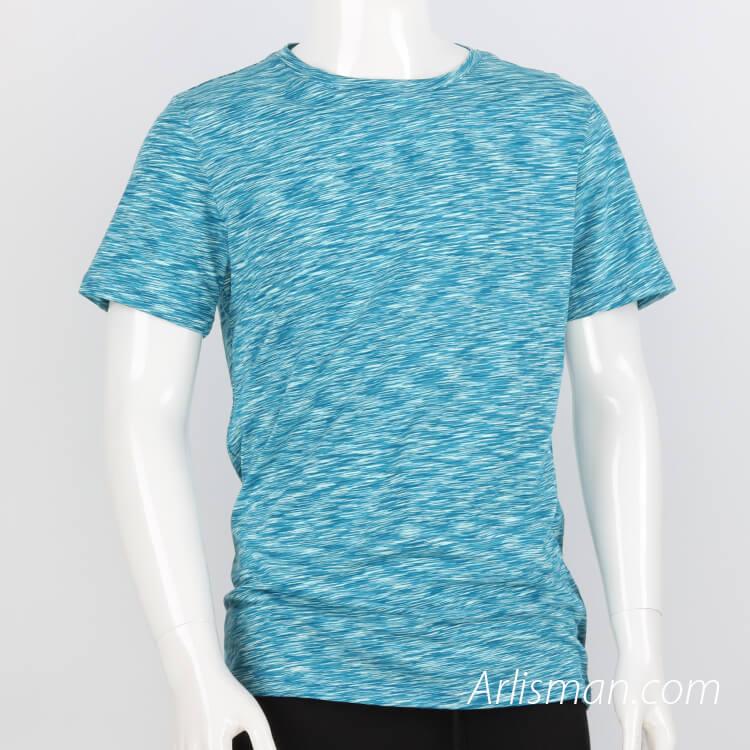 Colored cotton t-shirt