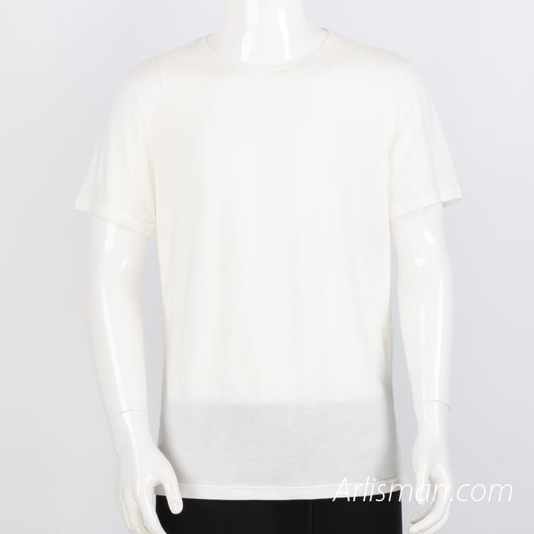Imitation of ramie t-shirt