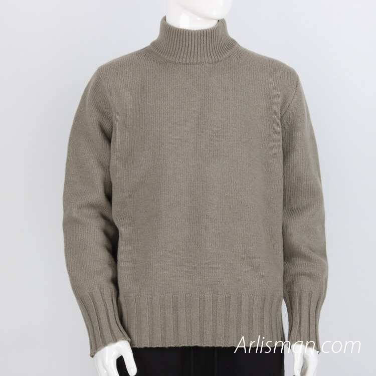 Knitted Sweater.