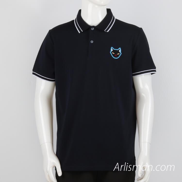 100%cotton polo shirt