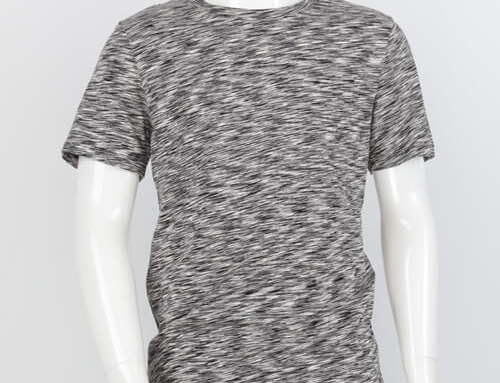 Camouflage Cotton T-shirt