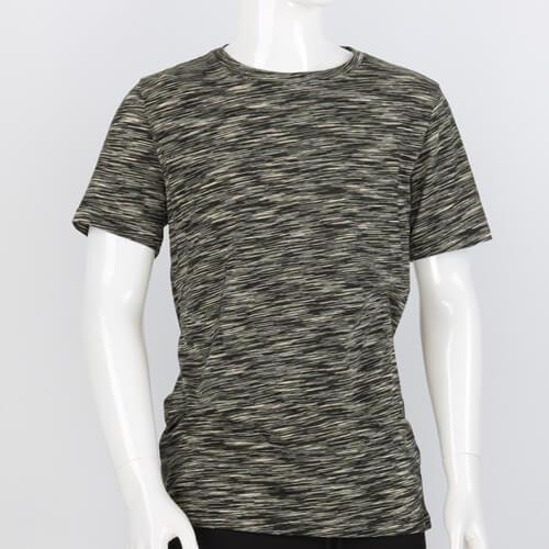 Camouflage Cotton T-shirt