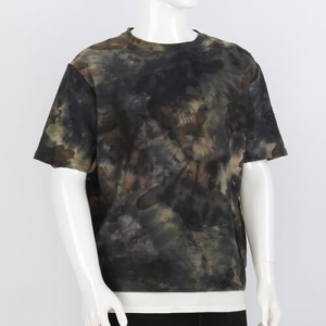 Men's Camouflage Cotton T-shirt