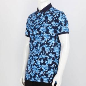 Summer Ocean-Blue POLO Shirt