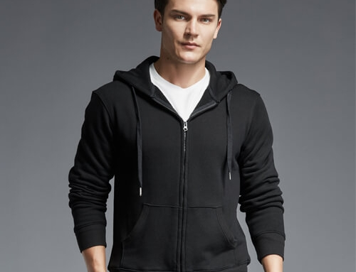 320g Zipper Hoodie For Men