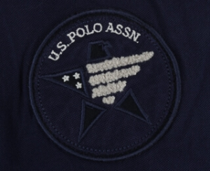 Embroidery for apparel