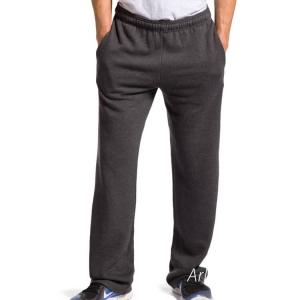 Basic Straight Sweatpants