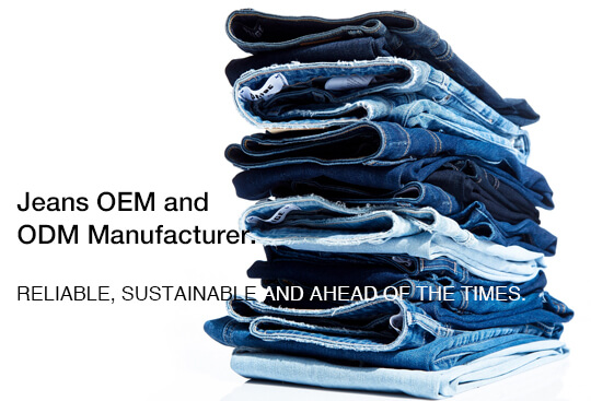 Make Jeans Factory