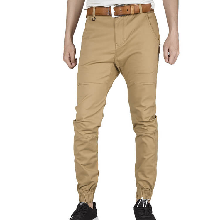 Tapered casual-pants