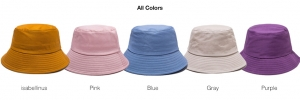 Bucket Hat - Made in China