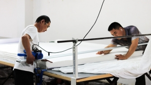 Cutting Workshop - Arlisman Apparel Manufacturer