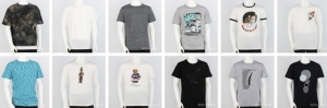 Different types of tees