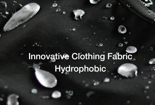 Innovative Clothing Fabric - Mobile Banner