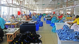 Workshop - Arlisman Garment Manufacturer