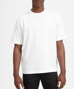 280g men's plain t-shirt
