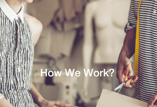 How we work? Arlisman clothing factory