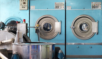 laundry room - clothing manufacturer