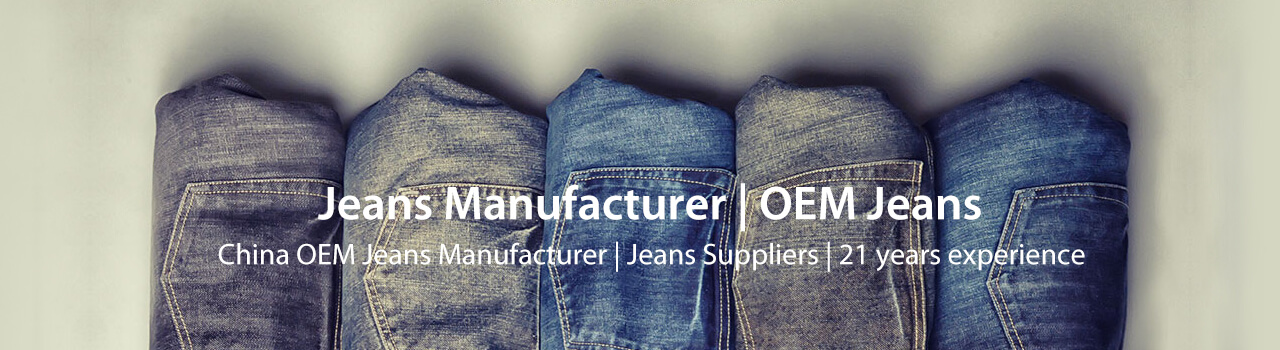 jeans manufacturer
