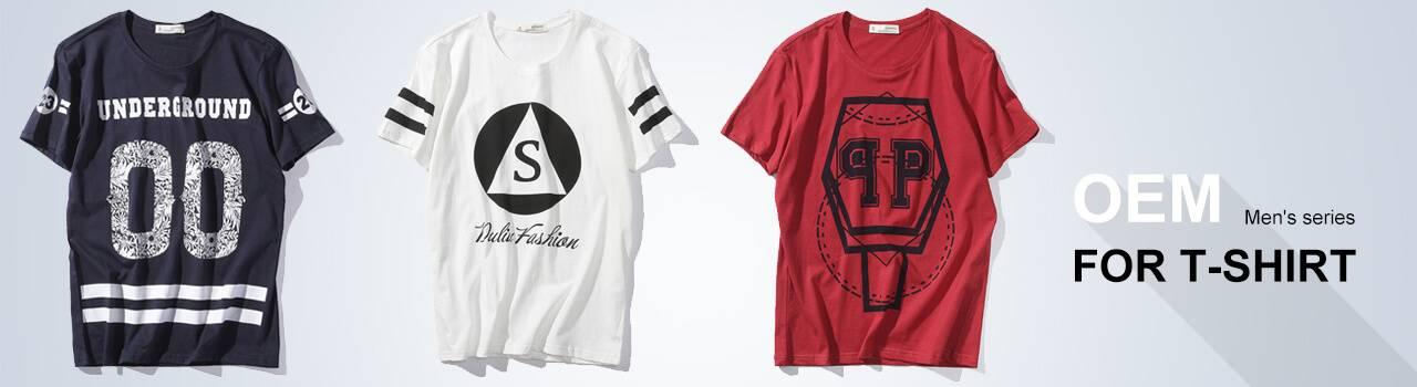 OEM t-shirt manufacturers