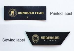 Clothing Label Manufacturer